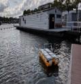 الروبوتات المائية تنقل أول مجموعة ركاب