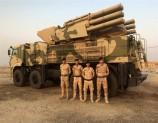 ضغوطات لبناء منظمة دفاع جوي عراقية
