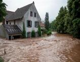 فيضانات المانيا.. الاسوأ منذ نحو 60 عاما