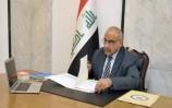 رئيس الوزراء المكلف باشر مهام اعماله خارج المنطقة الخضراء