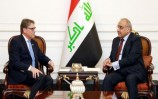 وزير الطاقة الأمريكي يؤكد لرئيس الوزراء العراقي استعداد بلاد لتطوير كهرباء ونفط العراق