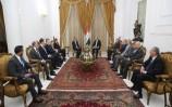 الرئيس العراقي يدعو الى استمرار الدعم الدولي وتلبية استحقاقات اعادة الاعمار