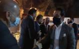 الحلبوسي يبحث مع الهيئة السياسية للتيار الصدري ملف الانتخابات المبكرة والموازنة