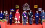 بلجيكا تحتفل بالذكرى الخامسة لتربع الملك فيليب على العرش