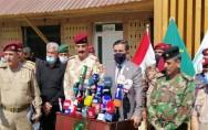 وزير الدفاع من كربلاء: مطمئن بأن خطة الزيارة الأربعينية ستسير بنجاح