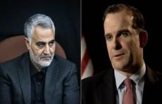 طهران تنفي لقاء سليماني بماكغورك