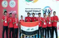 العراق يضمن سبع ميداليات في البطولة العربية للمواي تاي