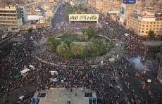 مساع اميركية لتدويل ملف التظاهرات بالعراق