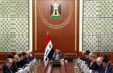 عبد المهدي يحث المنتخب الوطني على إكمال الإستعدادات لمباراة اليوم