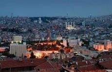 زلزال جديد يضرب العاصمة التركية انقرة