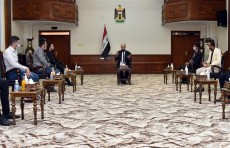 المالكي: ما يتعرض له العراق من تحديات صحية يستدعي الاستعانة بالخبرات والكفاءات الشابة