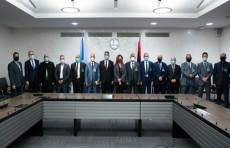 """اللجنة العسكرية الليبية المشتركة """"5+5"""" تعقد أول اجتماعاتها داخل البلاد"""