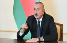 علييف لا يستبعد توقيع معاهدة سلام مع أرمينيا
