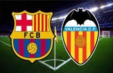 التشكيل والموعد والقنوات الناقلة لمباراة برشلونة ضد فالنسيا