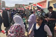 الانتخابات الرئاسية في مصر: 10% من الناخبين أدلوا بأصواتهم في اليوم الأول