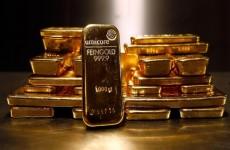 أسعار الذهب تتراجع  إلى أدنى مستوياتها في نحو 6 أسابيع
