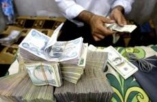 الدولار الامريكي يواصل ارتفاعه مقابل الدينار العراقي