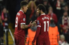 """مهاجم ليفربول روبرتو فيرمينو """"قلق"""" من نهائي دوري الأبطال"""