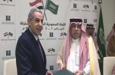 مصر والسعودية تتفقان على انشاء منطقتين صناعيتين في الاراض المصرية