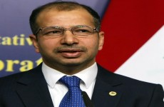 رئيس البرلمان العراقي يدعو الى بذل الجهود لتشكيل الحكومة المقبلة بأسرع وقت