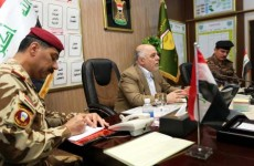 العبادي يوجــه بتأمين  الحدود العراقية