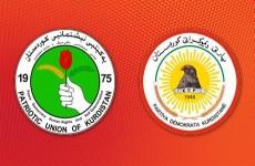 الاتحاد الوطني والديمقراطي الكردستاني يتفقان على تشكيل كتلة موحدة