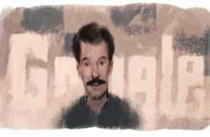 موقع غوغل يحتفل بالذكرى التاسعين لميلاد الفنان الجزائري محمد إيسياخم