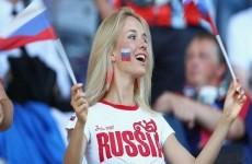 مطعم روسي يقدم  مكافأة مالية للروسيات اللاتي يحملن من نجوم المونديال
