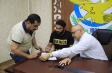 محمد كاصد  ينضم لصفوف فريق القوة الجوية قادماً من النفط
