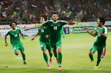 منتخب العراق لكرة القدم  يحافظ على مركزه بالتصنيف الدولي