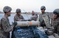 الجيش الامريكي يعلن عن حملة أمنية قرب مطار القيارة جنوب الموصل