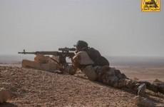 الحشد الشعبي يحبط محاولة تسلل لداعش شمال شرق ديالى