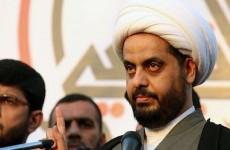 الخزعلي يحذر من مخطط يستهدف العراق