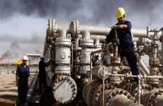 اسعار النفط تنخفض بفعل تزايد توترات الحرب التجارية