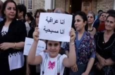مسؤول: المسيحيون يتركون العراق يوميا ولم يبق سوى 300 ألف فقط