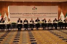 انقسام المعارضة السورية حول التوغل التركي
