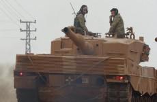 الأمين العام لحلف الناتو يعرب لتركيا عن قلقه إزاء العملية في شمال سوريا