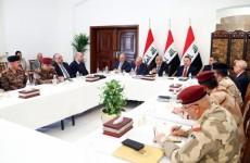 مجلس الامن الوطني يوجه بالتحقيق في استهداف المتظاهرين ويناقش التدخل التركي في سوريا