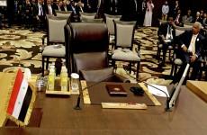 العراق يطالب بعودة سوريا للجامعة العربية خلال الاجتماع التشاوري
