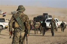 تحشيد عراقي قرب الحدود مع سوريا ومخاوف من استغلال الارهابيين العمليات التركية