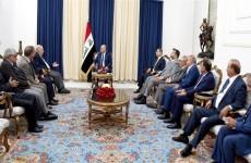 صالح يدعو الى كشف الحقائق أمام العراقيين في الأحداث التي رافقت التظاهرات