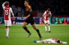 مدرب أياكس: كرة القدم غير عادلة
