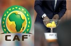 """""""الكاف"""" يعلن موعد قرعة التصفيات الإفريقية المؤهلة لمونديال قطر"""