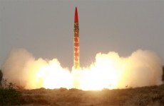 قلقٌ روسي من اختبار أمريكي لصاروخ باليستي