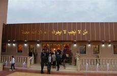 مسلمون ومسيحيون يشاركون بافتتاح أول كنيسة بالموصل بعد تدميرها من قبل داعش