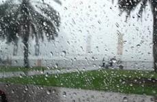 الأنواء الجوية: أمطار رعدية خلال الليل إبتداء من الاربعاء المقبل