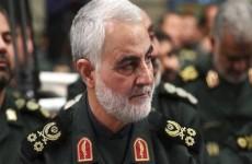 الحرس الثوري يكشف عن الدولة العربية التي انطلقت منها طائرة اغتيال سليماني