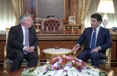 نجيرفان بارزاني لبرلمانيين ألمان ....ضرورة بقاء قوات التحالف لمحاربة داعش في العراق
