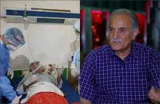 وفاة الفنان  العراقي  مناف طالب إثر إصابته بفيروس كورونا