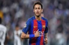 برشلونة يكسب قضية نيمار